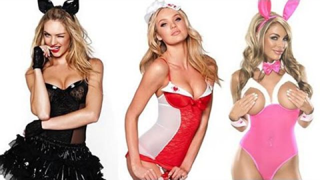 Top 10 Sexiest Halloween…