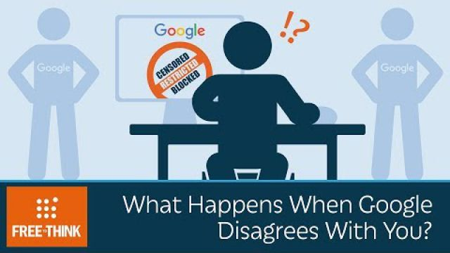 What Happens When Google Disagrees With You?