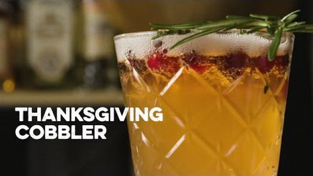 How to Drink: Thanksgiving…