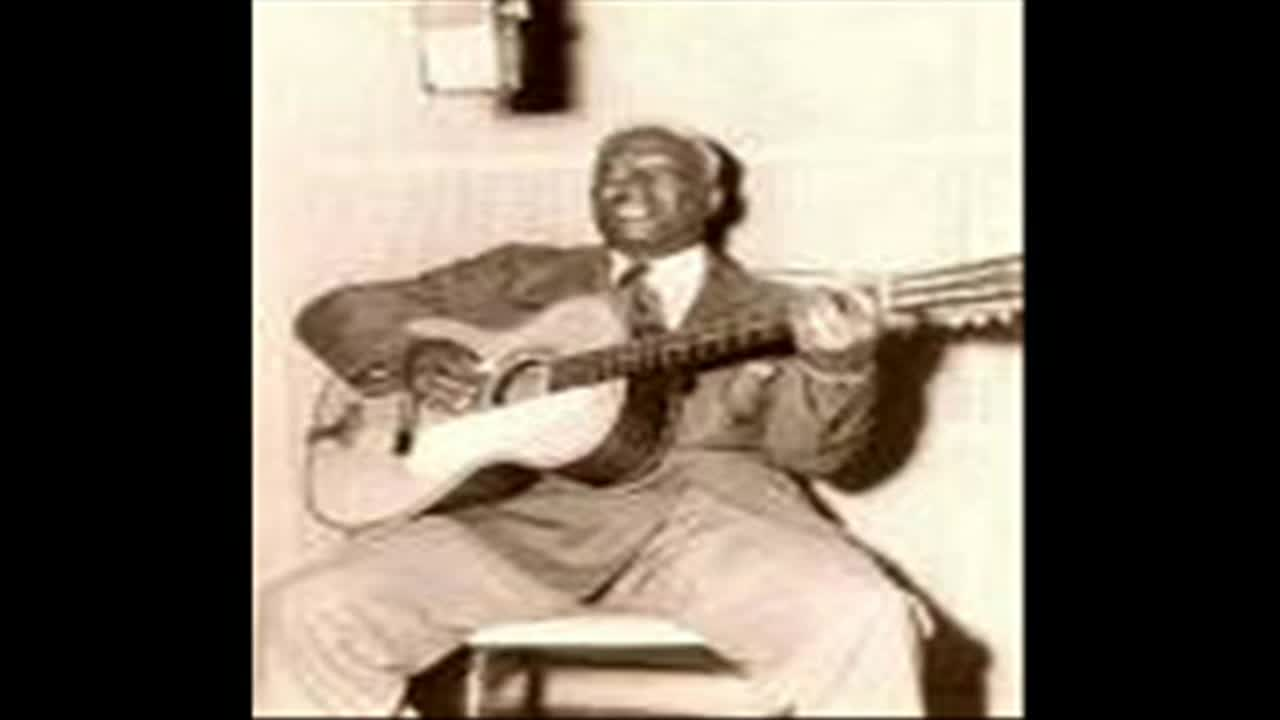 Leadbelly - Goodnight Irene