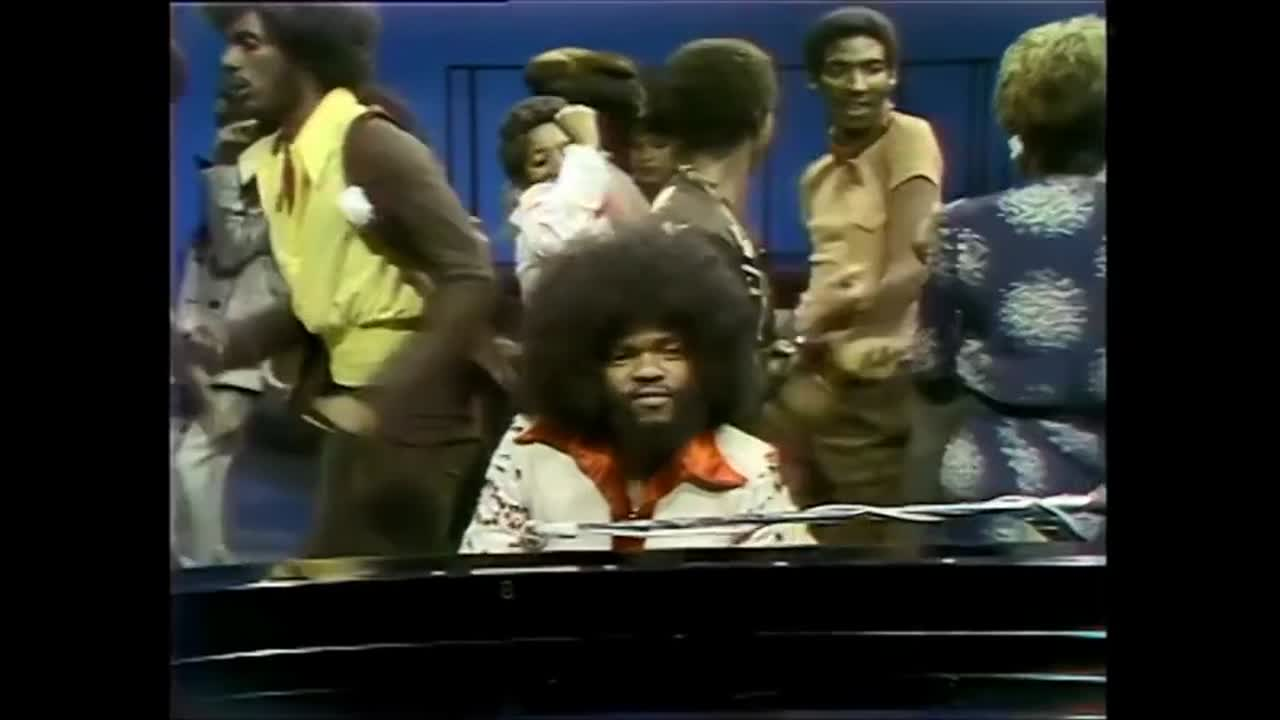 Billy Preston - Nothing From Nothing