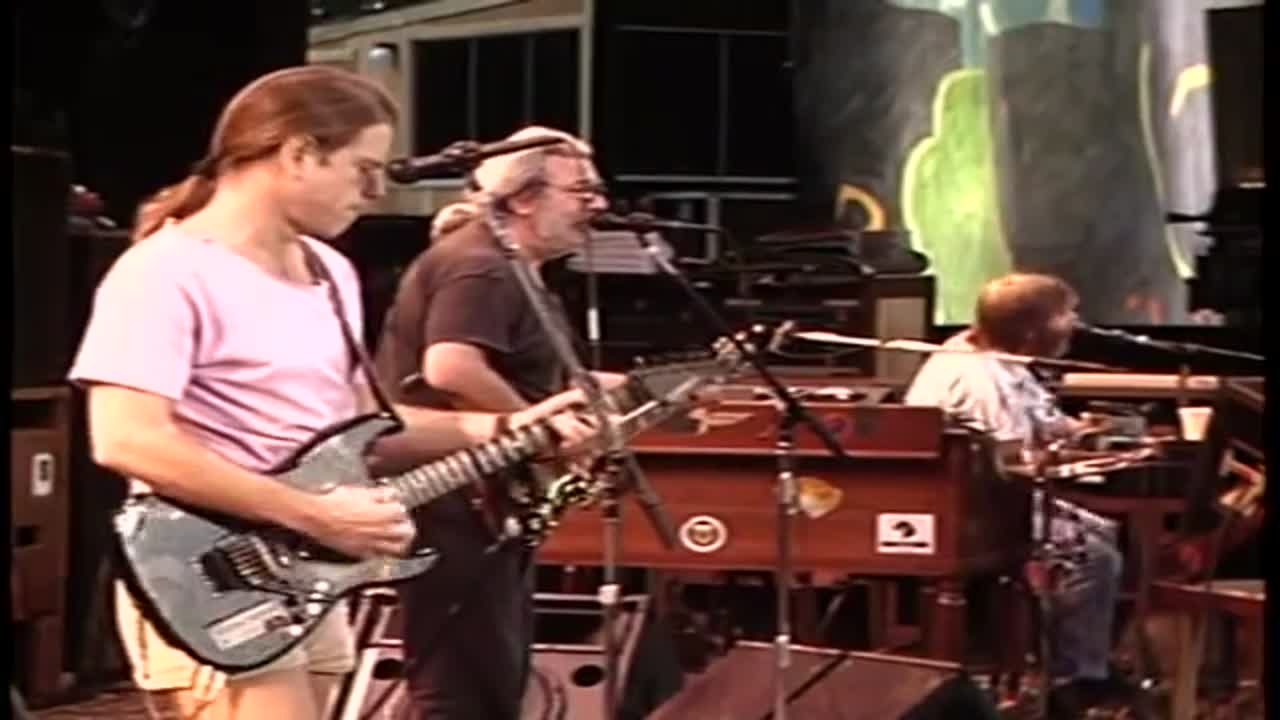Grateful Dead - Let The Good Times Roll - Alpine Valley Music Theatre 89