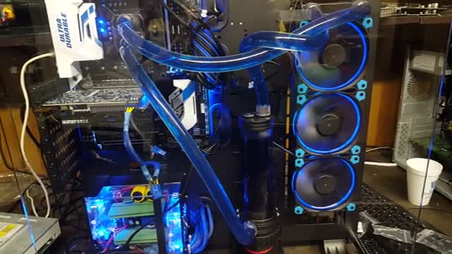 Water Cooled PC