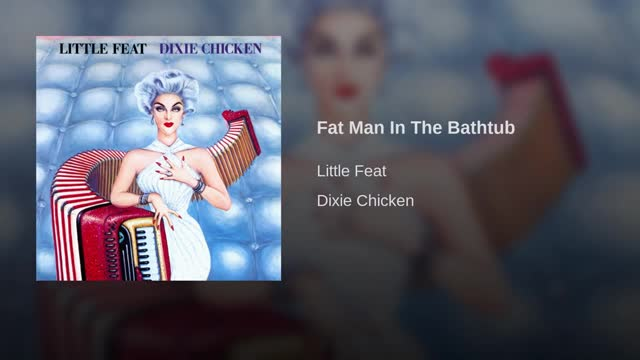 Fat Man In The Bathtub