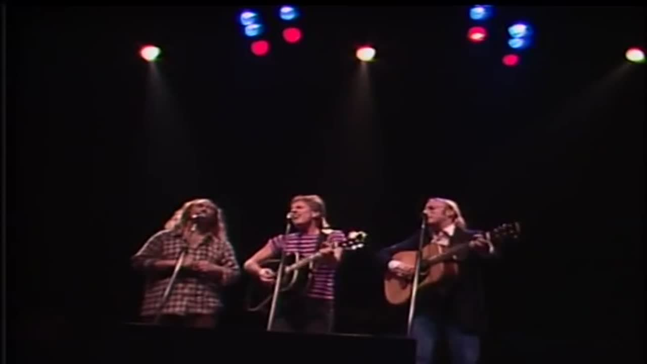 Crosby, Stills And Nash…