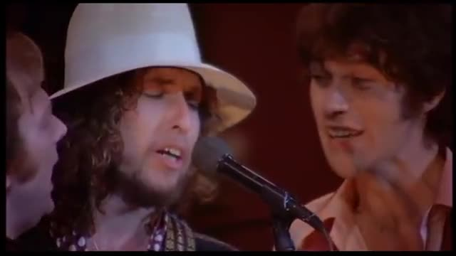 The Band: I Shall Be Released (The Last Waltz)