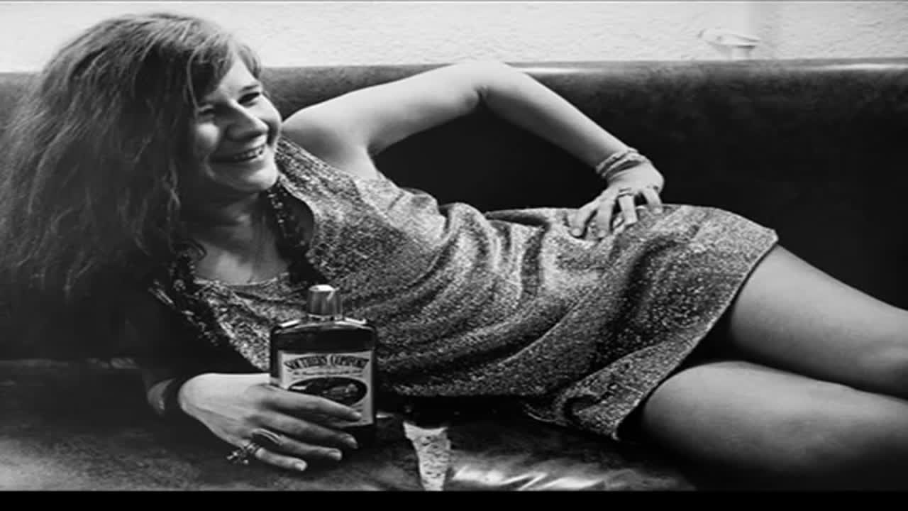 Janis Joplin - Mercedes Benz