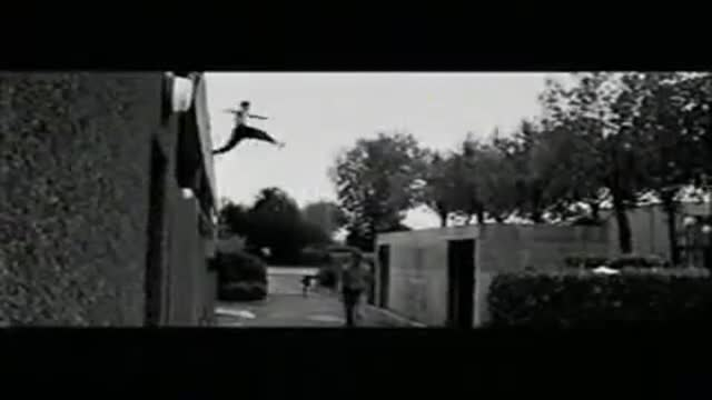 David Belle feat Eminem - Lose Yourself Parkour Video