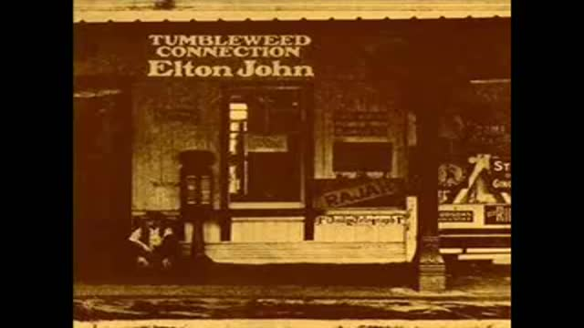 My Father's Gun - Elton John