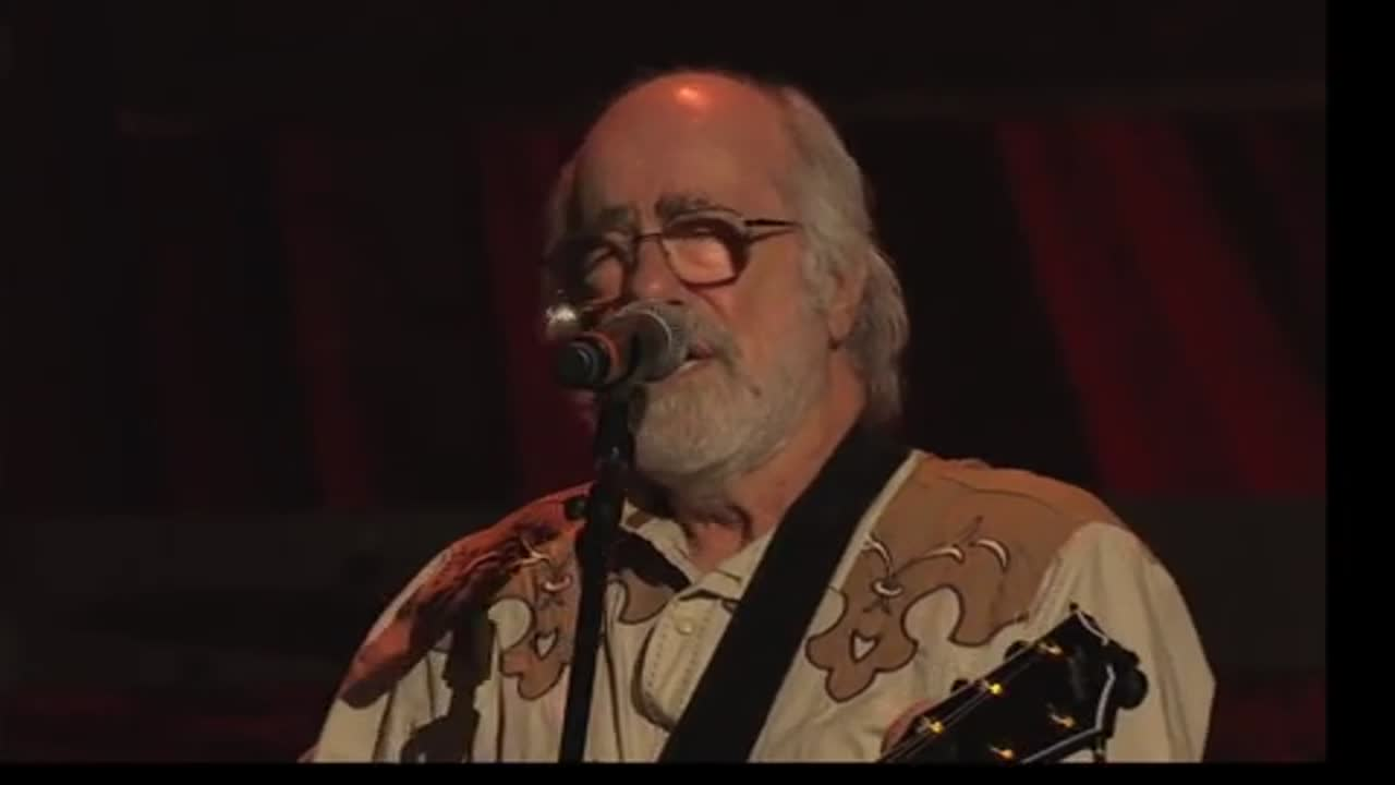 "Robert Hunter - ""Ripple"" / September 18, 2013 / Ryman Auditorium, Nashville, TN"