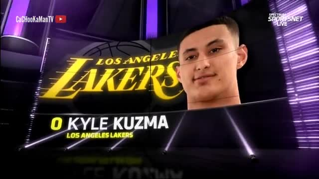 November 21, 2017 - Bulls vs. Lakers - Team Highlights
