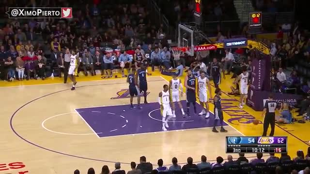 Memphis Grizzlies vs LA Lakers Full Game Highlights November 5, 2017-18