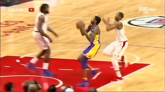 LA Lakers vs LA Clippers - Full Game Highlights | November 27, 2017 | 2017-18 NBA Season