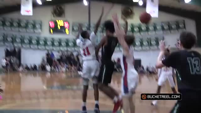 Coby White OFFICIAL MIXTAPE! Best Scorer In NC High School HISTORY!