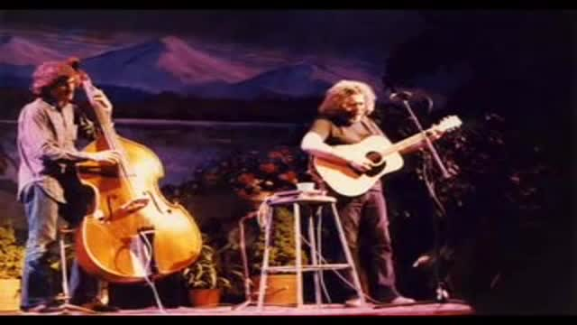 Jerry Garcia and John Kahn - It Takes A Lot To Laugh, It Takes A Train To Cry (5-5-82)