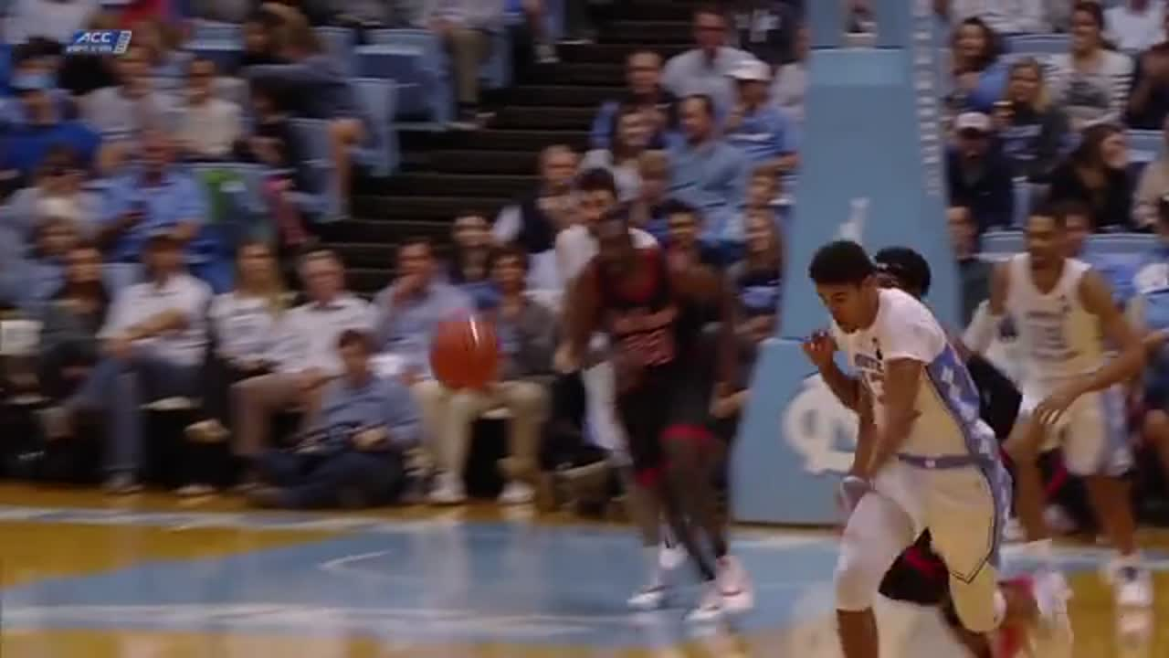 UNC Men's Basketball: Tar Heels Handle Saint Francis, 101-76