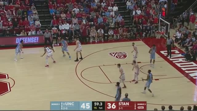 UNC Men's Basketball: Tar…