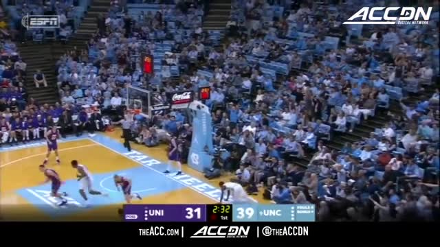 Northern Iowa vs. North Carolina Basketball Highlights