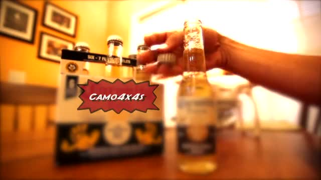 Beer Bottle Cap Hack - Camo4x4s