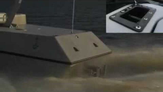 ULTIMATE MILITARY SPEED BOAT