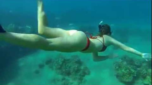Girls Diving In Bikinis -Best Sexy Girls 2015