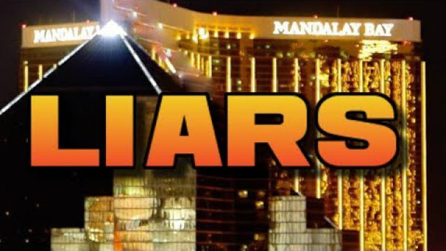 Video In Mandalay Contradict FBI Boycott MGM Las Vegas Police Cover Up Staircase