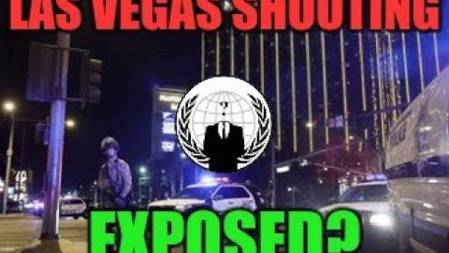 ~Las Vegas Shooting - Motive Exposed~