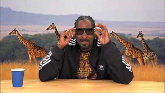 Snoop Dog narating Animal documentary VERY FUNNY!!!!