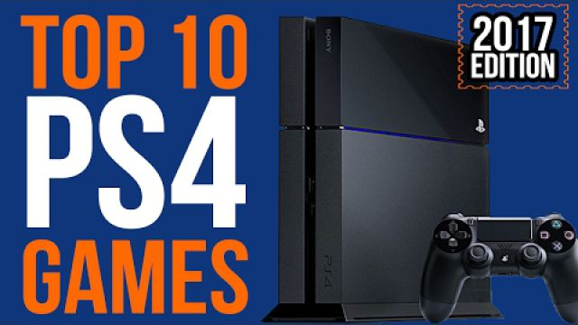 The 10 best PS4…