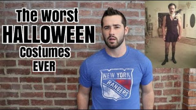 The Worst Halloween Costumes…