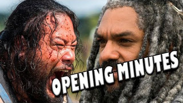 The Walking Dead Season 8 Episode 4 Opening Minutes Breakdown! END OF EZEKIEL?