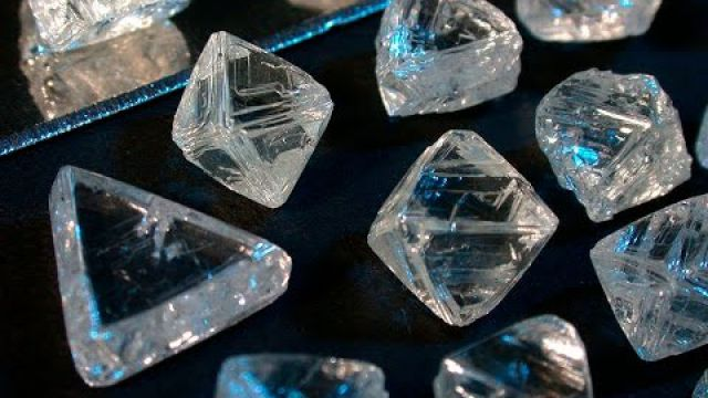What Diamonds Look Like…