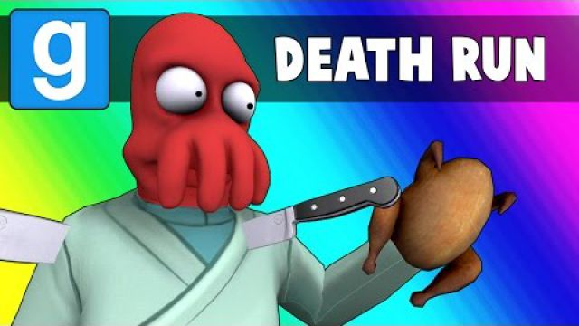 Gmod Deathrun Funny Moments…