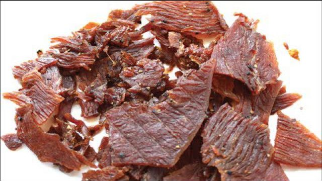Healthy Bodybuilding Snack: Beef & Turkey Jerky