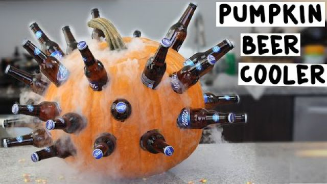 Pumpkin Beer Cooler -…