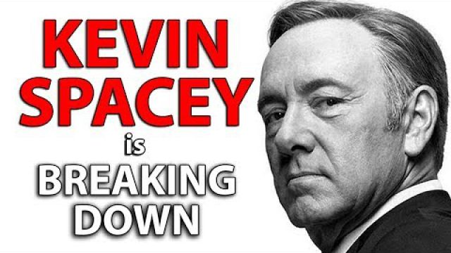Kevin Spacey is Breaking Down