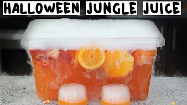 The Ultimate Halloween Jungle…