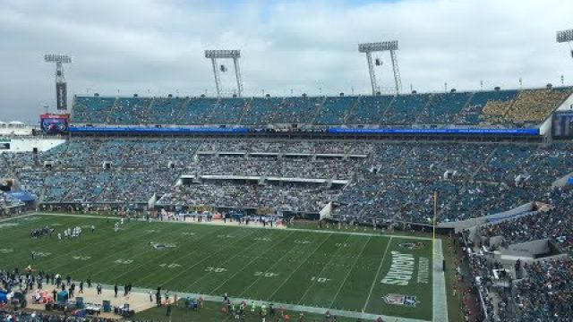 NFL Empty Seats Galore Week 13, 2017 - Stadiums Extremely Empty