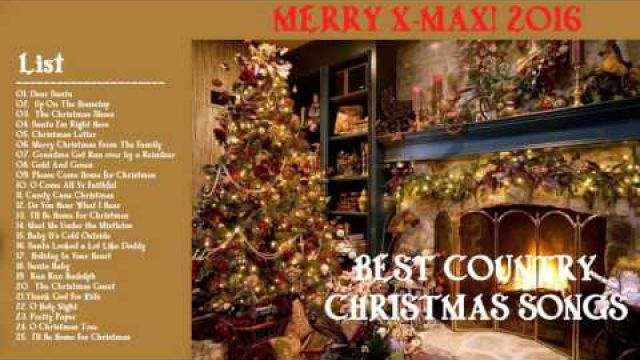 Country Christmas Songs 2017 || Hottest Country Songs of the Moment 2017
