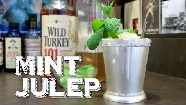 Mint Julep - The Classic Southern Cocktail