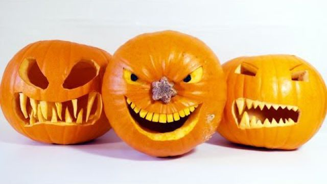 How to Carve Halloween…