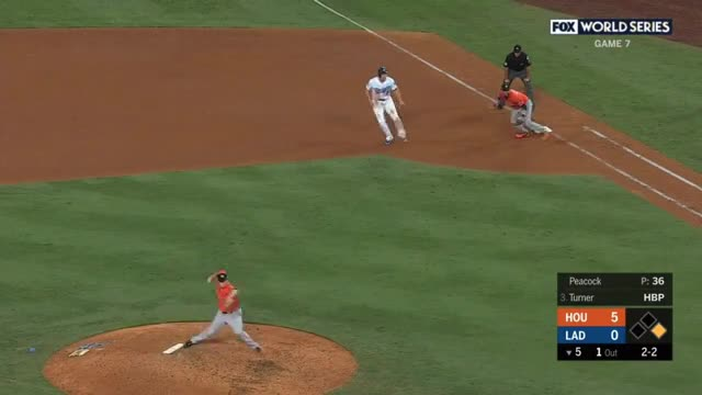 Houston Astros vs. LA Dodgers 2017 World Series Game 7